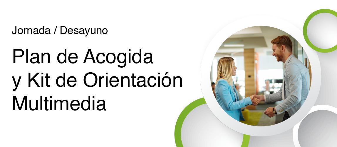 """Jornada """"Plan de acogida y Kit de Orientación Multimedia"""""""